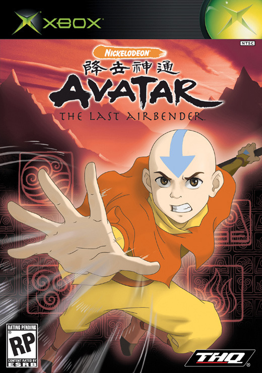 Avatar: The Legend of Aang for Xbox