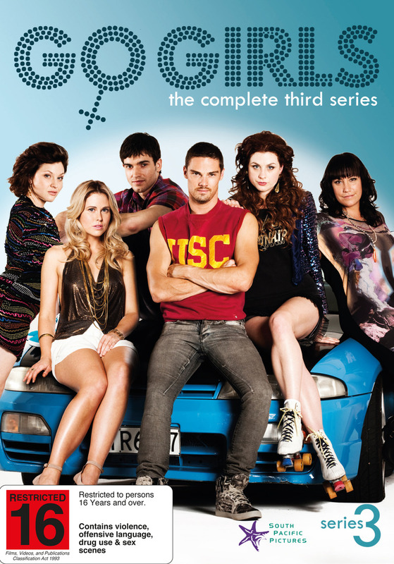 Go Girls - Season 3 on DVD