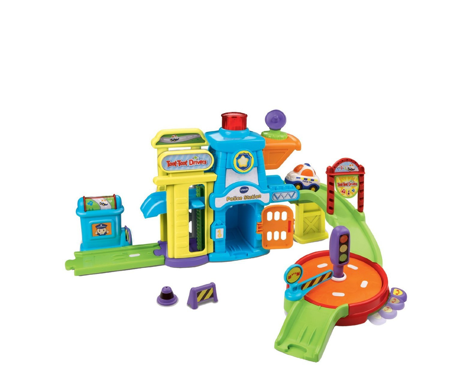 VTech Toot-Toot Drivers Police Station image