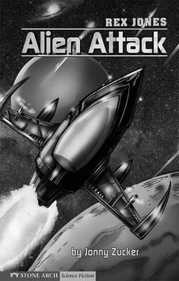 Alien Attack by Jonny Zucker image