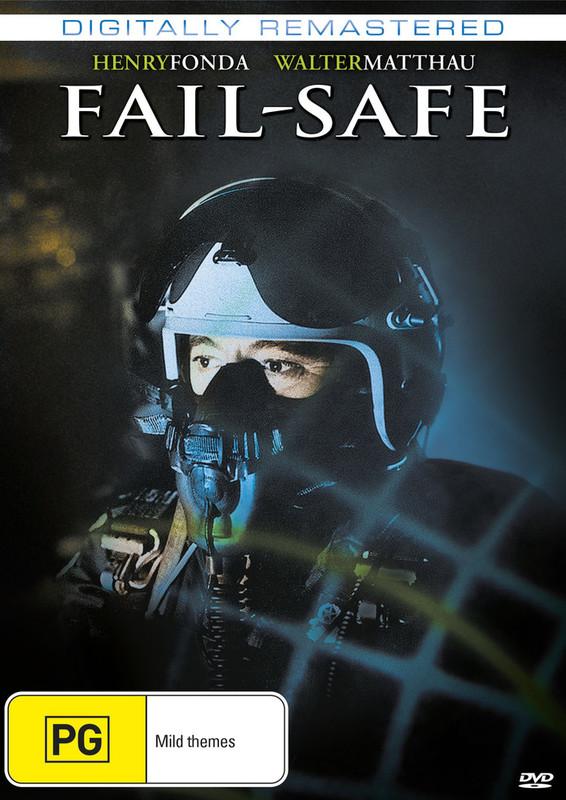 Fail-Safe on DVD
