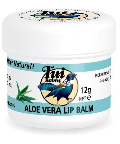 Tui Lip Balm Pot - Aloe Vera