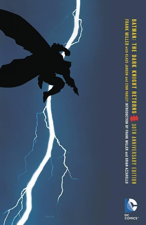 Batman The Dark Knight Returns 30th Anniversary Edition by Frank Miller image