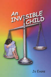 An Invisible Child by Jo Evans image
