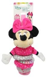 Disney Baby: Minnie Bow - Cute Jiggler Toy