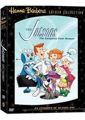 Jetsons: The Complete First Season (4 Disc) on DVD