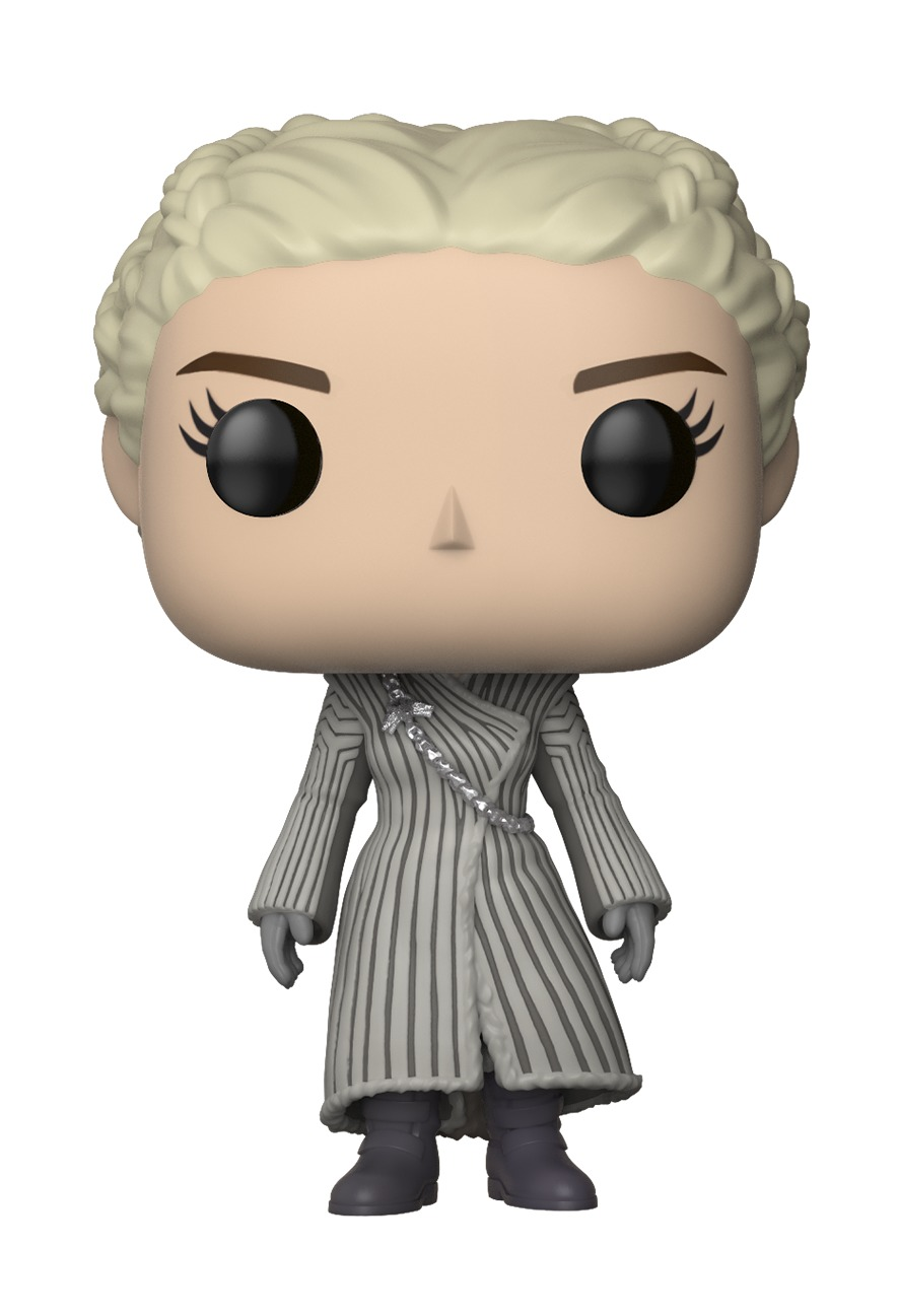 Game of Thrones - Daenerys (White Coat) Pop! Vinyl Figure image