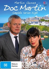 Doc Martin - Complete Series Eight on DVD