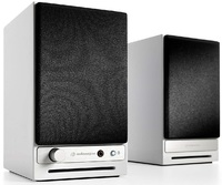 Audioengine: HD3 Powered Desktop Speakers (Pair) - Gloss White