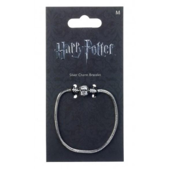 Harry Potter: Silver Charm Bracelet - Small