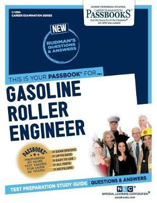Gasoline Roller Engineer by National Learning Corporation