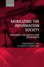 Mobilizing the Information Society by Robin Mansell image