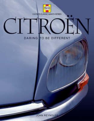Citroen by John Reynolds