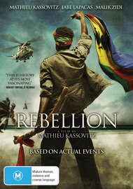 Rebellion on DVD