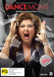 Dance Moms - Season 4: Collection 2 on DVD
