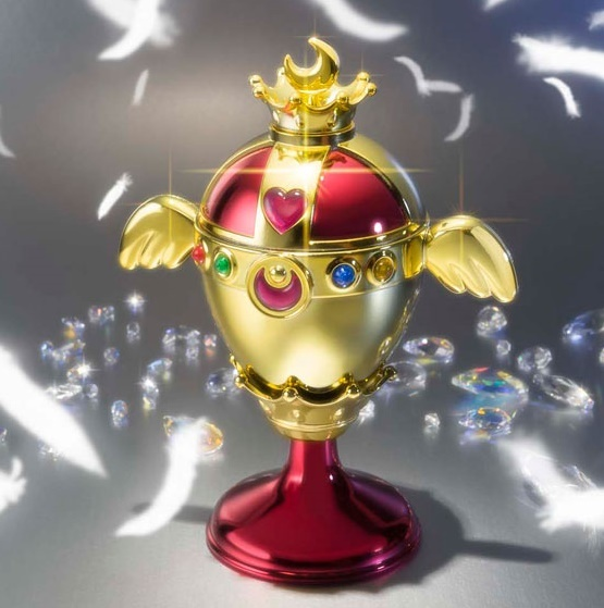 Sailor Moon Rainbow Moon Chalice Prop image