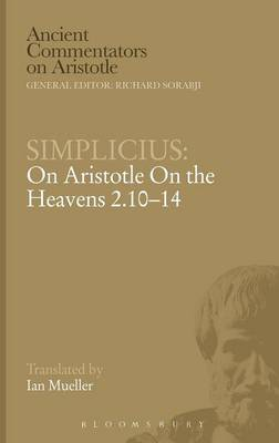Simplicius Aristotle Heavens: Chapter 2 10-14 by Ian Mueller image