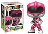 Power Rangers - Pink Ranger (Metallic) Pop! Vinyl Figure