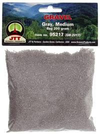 Gravel Medium (Grey) 200gm