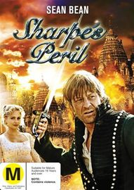 Sharpe's Peril (2 Disc Set) on DVD