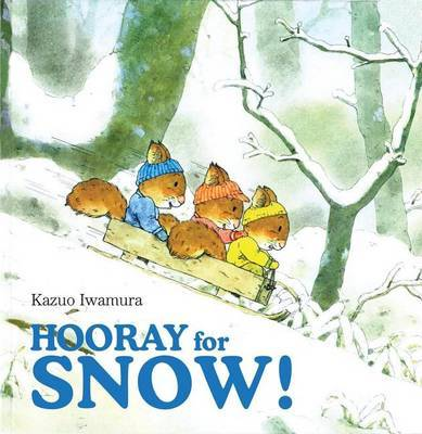 Hooray for Snow by Kazua Iwamura image