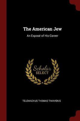 The American Jew by Telemachus Thomas Timayenis image
