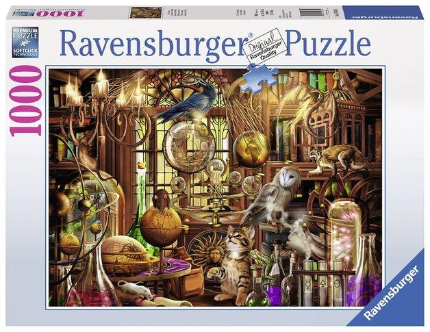 Ravensburger : Merlin's Laboratory Puzzle (1000 Pcs)