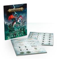 Warhammer Age of Sigmar Warscroll Cards: Idoneth Deepkin
