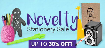 Novelty Stationery Sale