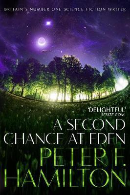 A Second Chance at Eden by Peter F Hamilton image