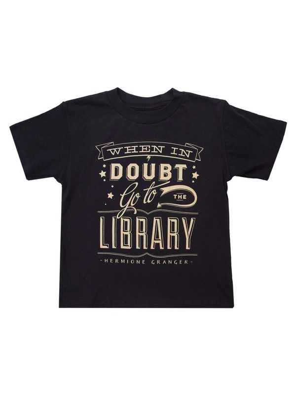 Out of Print: When in Doubt Childrens Tee - 4/5 yrs
