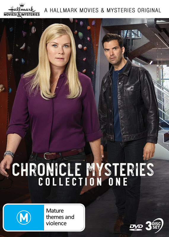 Chronicle Mysteries - Collection One on DVD