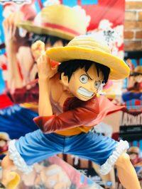 One Piece: the Monkey D. Luffy - PVC Figure