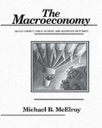 The Macroeconomy by Michael B McElroy image