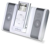 ALTEC LANSING InMotion IM Mini IPod portable speakers image