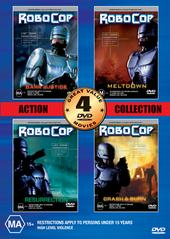 Action Collection 2 - Vol 2 - 4 Movies (2 Disc Set) on DVD