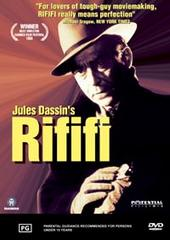 Rififi on DVD