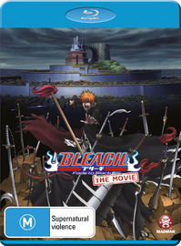 Bleach the Movie 3 - Fade to Black on Blu-ray