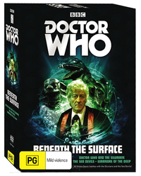 Doctor Who - Beneath the Surface Box Set on DVD image