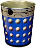 Doctor Who: Dalek Metal Bin