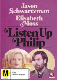 Listen Up Philip on DVD