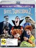 Hotel Transylvania 2 on Blu-ray, 3D Blu-ray