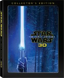 Star Wars: Episode VII - The Force Awakens (Collectors Edition) DVD