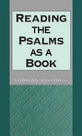Reading the Psalms as a Book by R.N. Whybray image