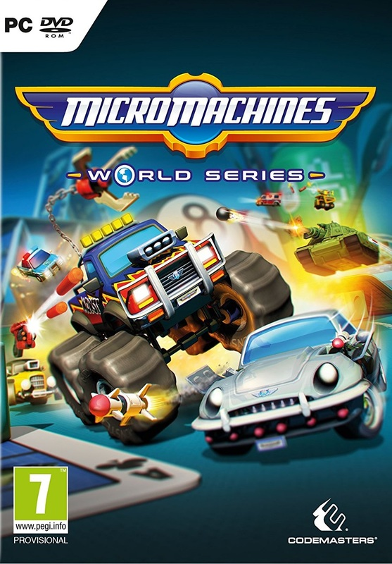 Micro Machines World Series for PC