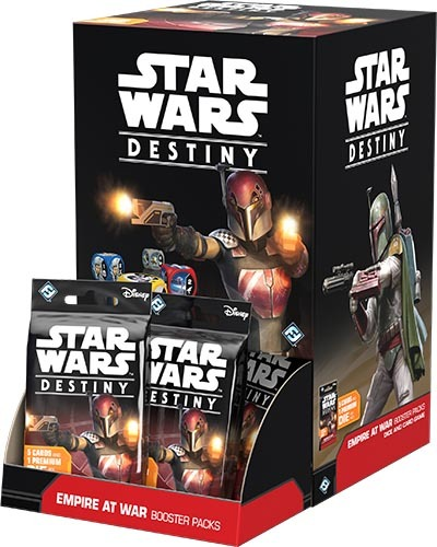 Star Wars Destiny: Empire at War Booster Box image