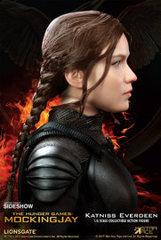 "The Hunger Games: Mocking Jay - Katniss Everdeen 12"" Action Figure image"