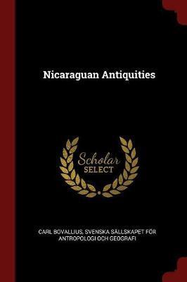 Nicaraguan Antiquities by Carl Bovallius image