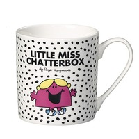 Mr Men Little Miss Chatterbox Mug