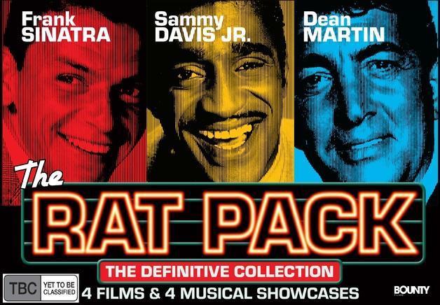 The Rat Pack - The Definitive Collection on DVD